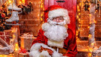 ¿Dónde vive Papá Noel La respuesta aquí(1)