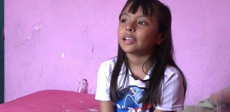 Adhara la niña genio mexicana con un CI más alto que Albert Einstein