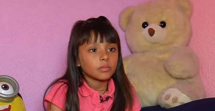Así es la niña genio mexicana