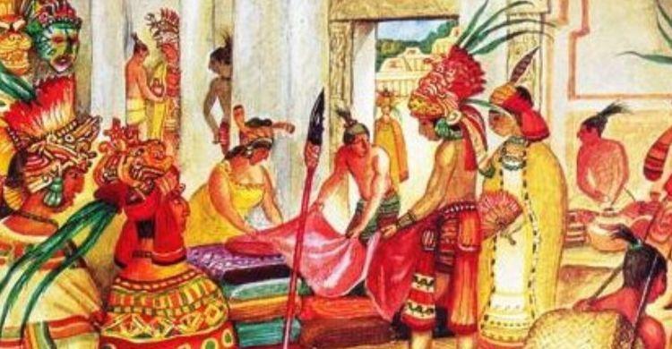 Cómo era la vestimenta de los mayas en los rituales