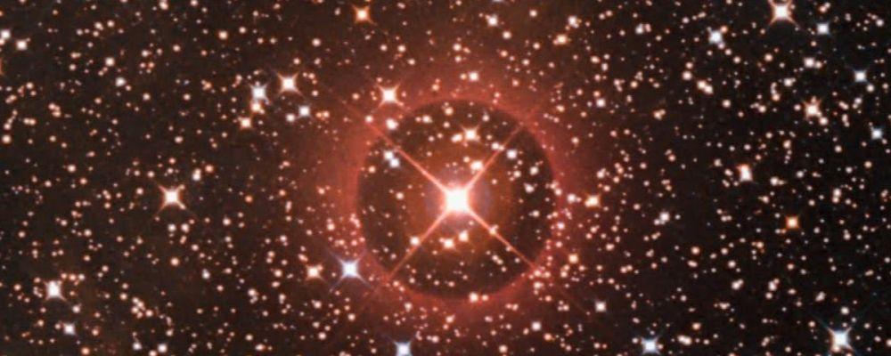 Cuál es la estrella más grande del Universo