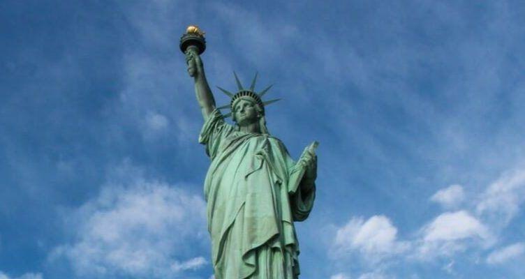 Cuándo se construyó la Estatua de la Libertad