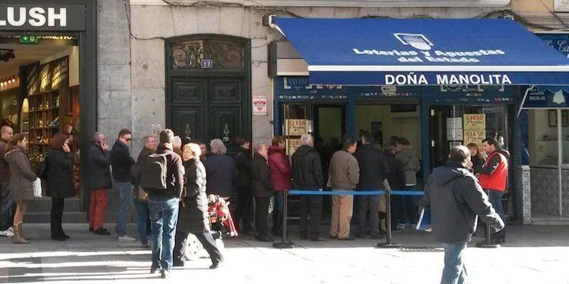 Lotería de Navidad en Doña Manolita: ya no tendrás que hacer cola