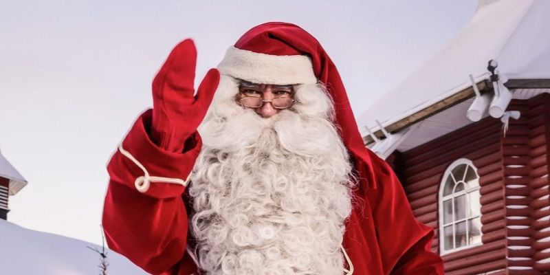 A qué velocidad viaja el trineo de Papá Noel