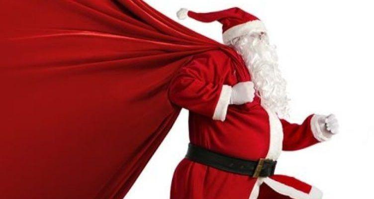 Atraca un banco vestido de Papá Noel