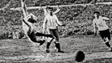 primer mundial de fútbol
