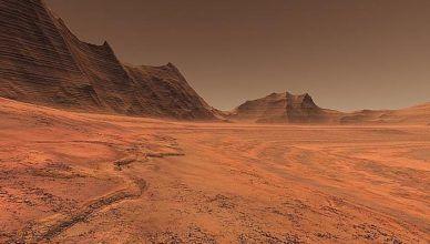 5 curiosidades de Marte que te sorprenderán
