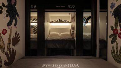 Así es el hotel cápsula más moderno del mundo: tecnología y lujo