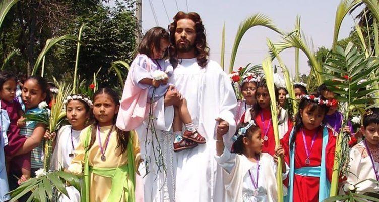 Cómo se celebra la Semana Santa en México