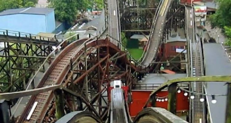 Cuál fue el primer parque de atracciones del mundo