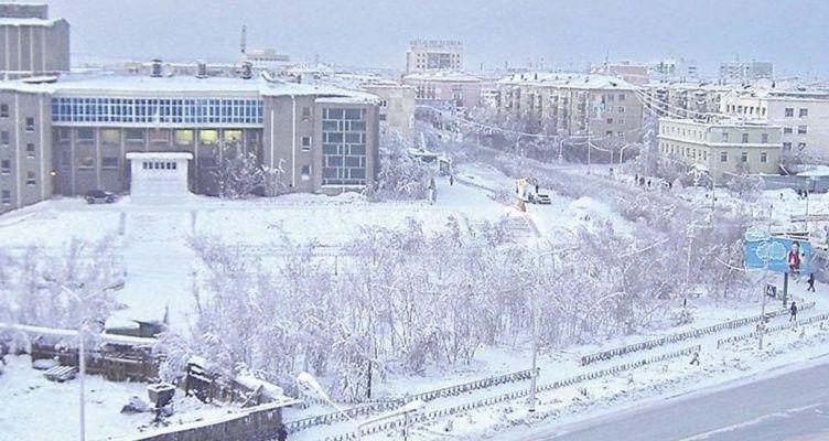 Cuáles son los 5 países más fríos del mundo