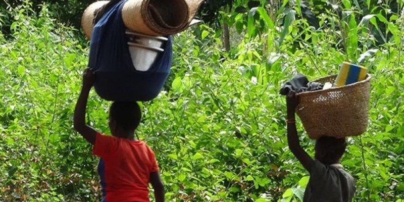 El país más pobre de África en 2020: la República Centroafricana