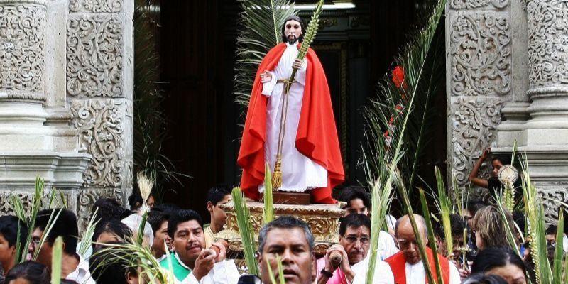 La Semana Santa en México