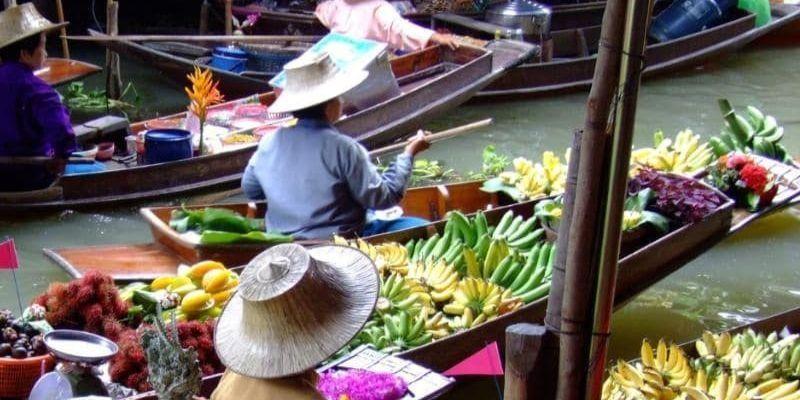 Los 5 mercados de Bangkok más bonitos e interesantes