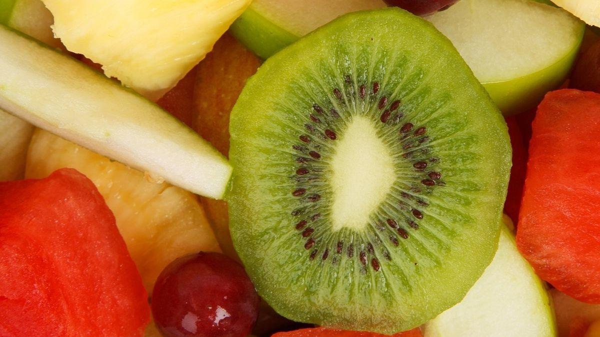 Frutas con más fibra