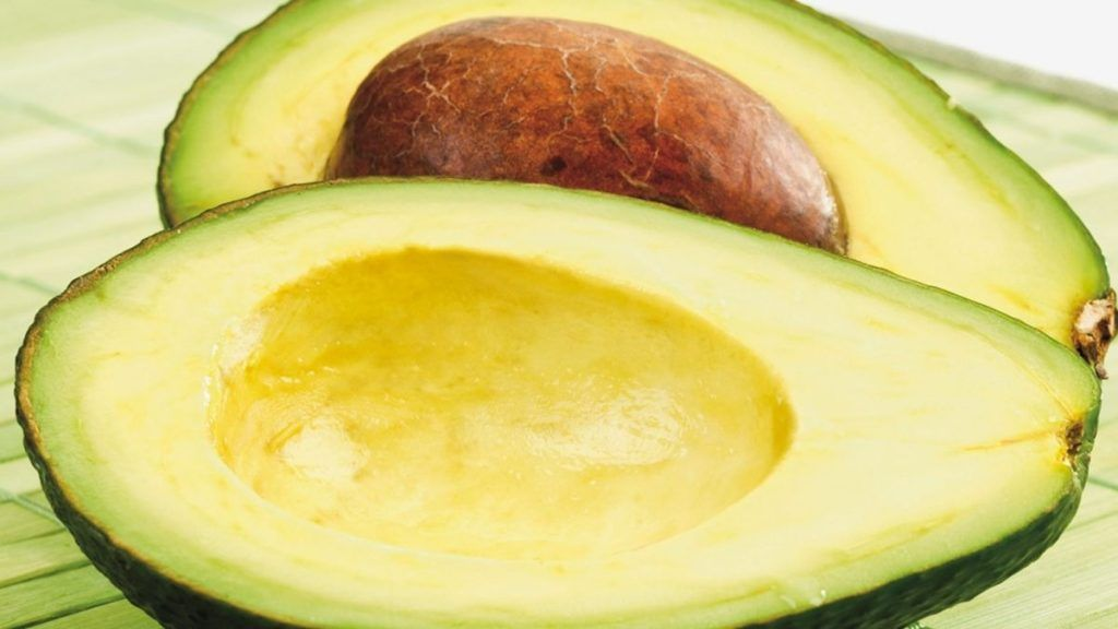 Aguacate para sándwich saludable