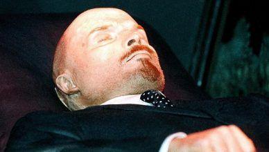 Esto es lo que cuesta mantener la momia de Lenin al año