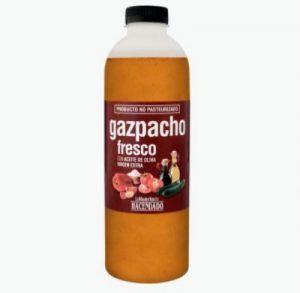Gazpacho fresco, el producto estrella de Mercadona para el verano