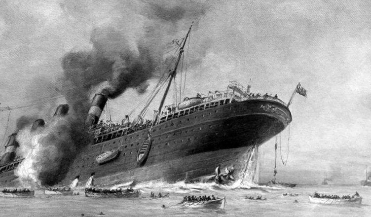 Hundimiento del RMS Lusitania: 5 datos sorprendentes