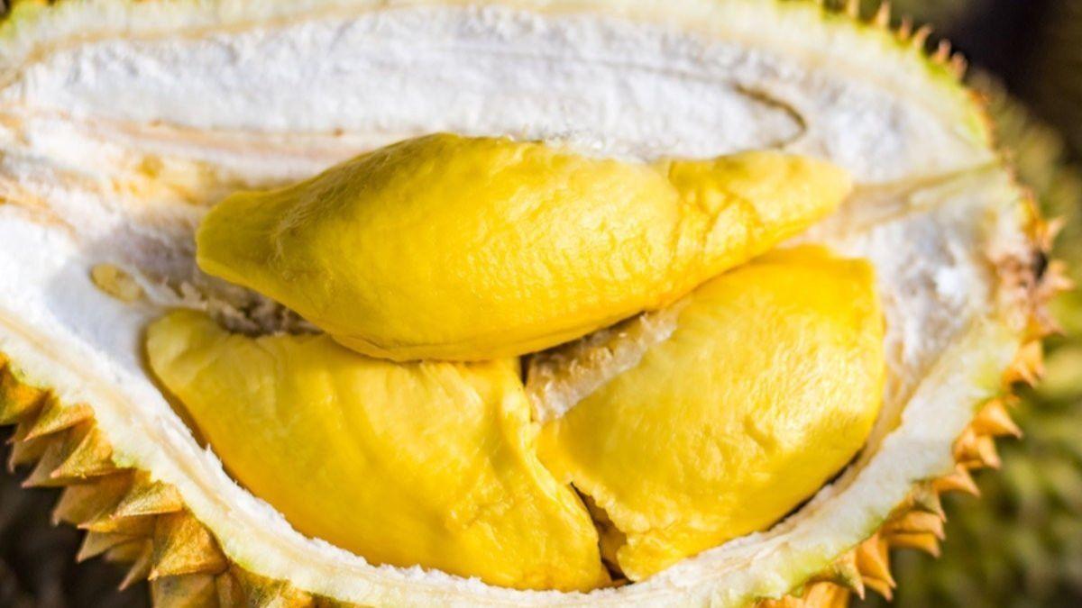 Durian, la fruta más apestosa del mundo, es un manjar en China