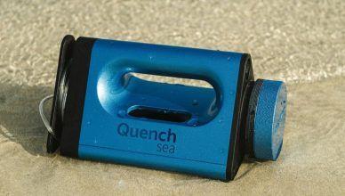 El dispositivo que convierte el agua del mar en agua potable