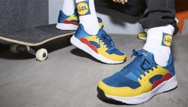 Las zapatillas de Lidl de 13 euros que se revenden por más de 2.000 euros
