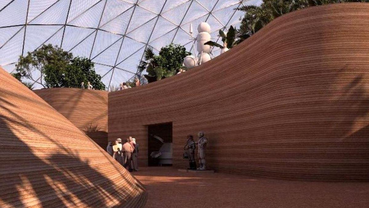 Mars Science City, la primera ciudad extraterrestre del mundo