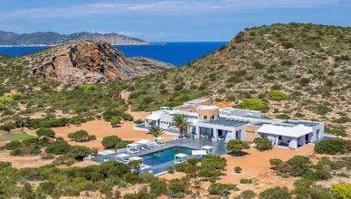 Se vende la isla de Tagomago, en Ibiza, por 150 millones de euros