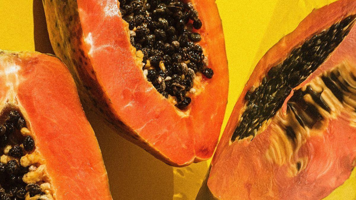 Mascarilla de papaya para la cara