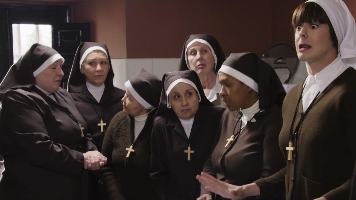 Así es 'Esclavas del Señor', la nueva comedia de Telecinco ambientada en un convento