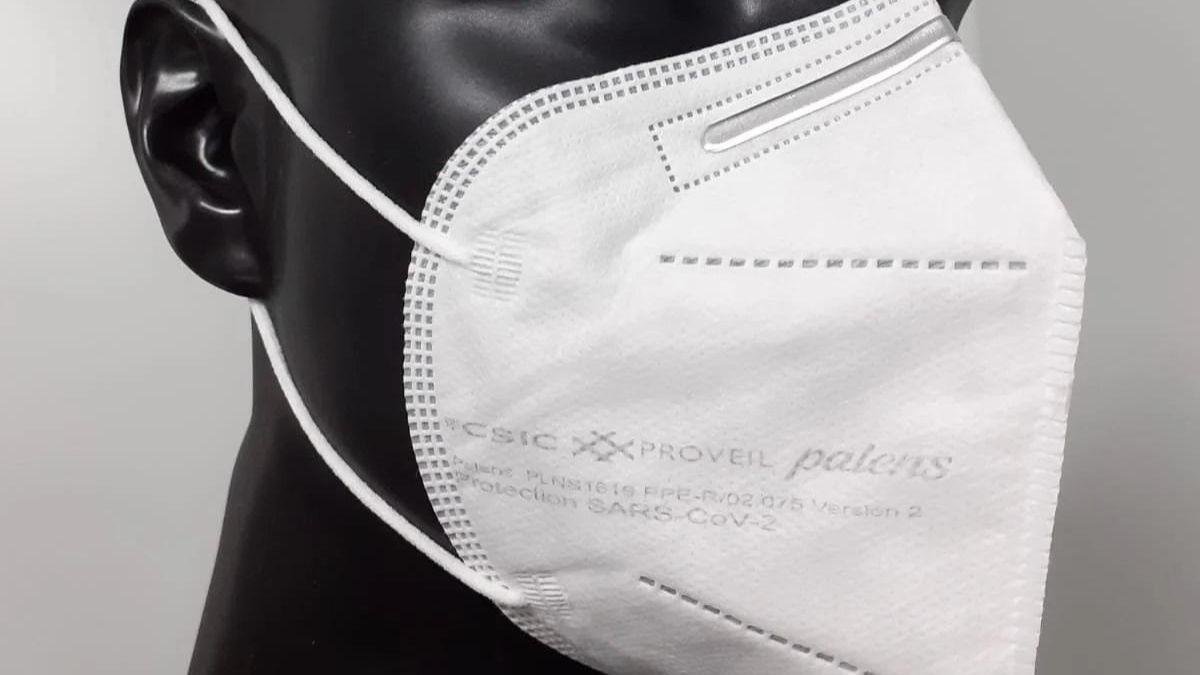 Sale a la venta la mascarilla que inactiva el coronavirus_ precio y dónde comprarla