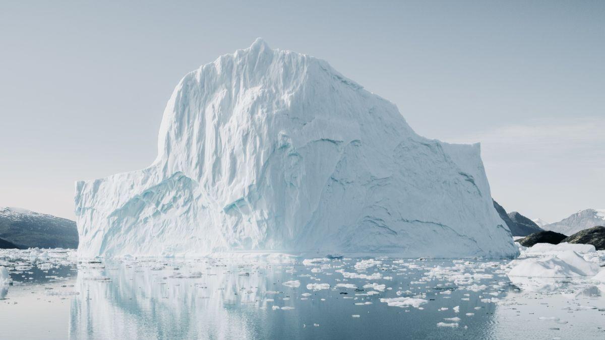 Un iceberg tan grande como Londres se desprende de la Antártida y navega con rumbo desconocido