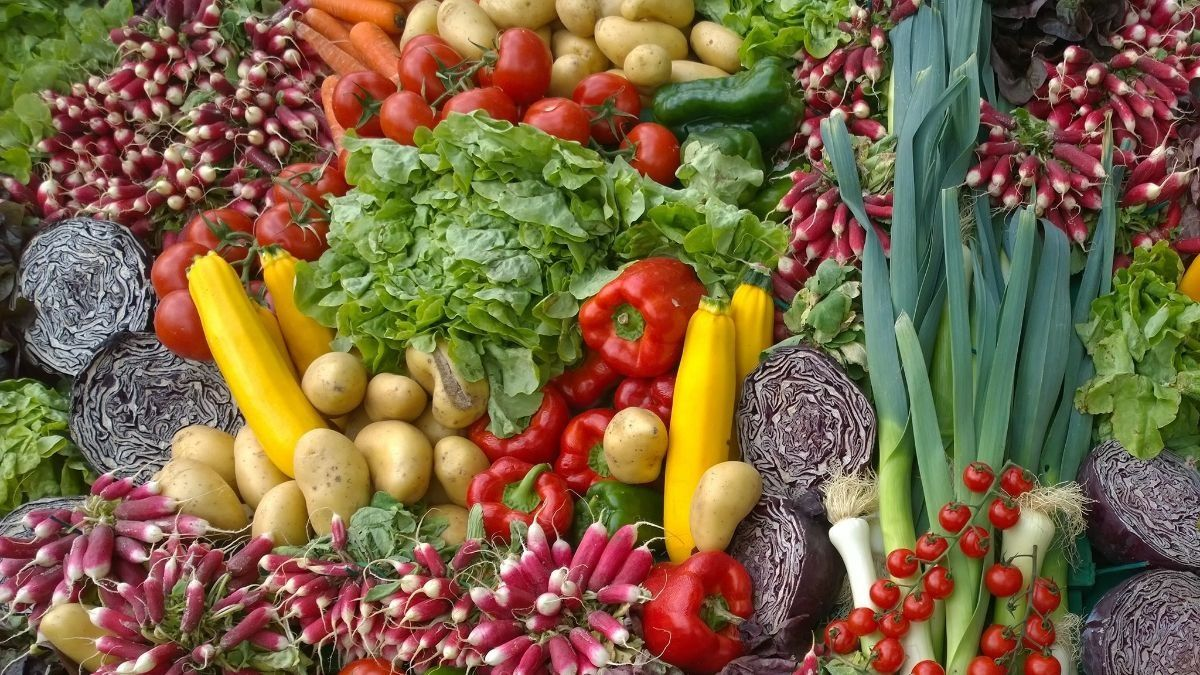 5 verduras de primavera que son una joya para la salud