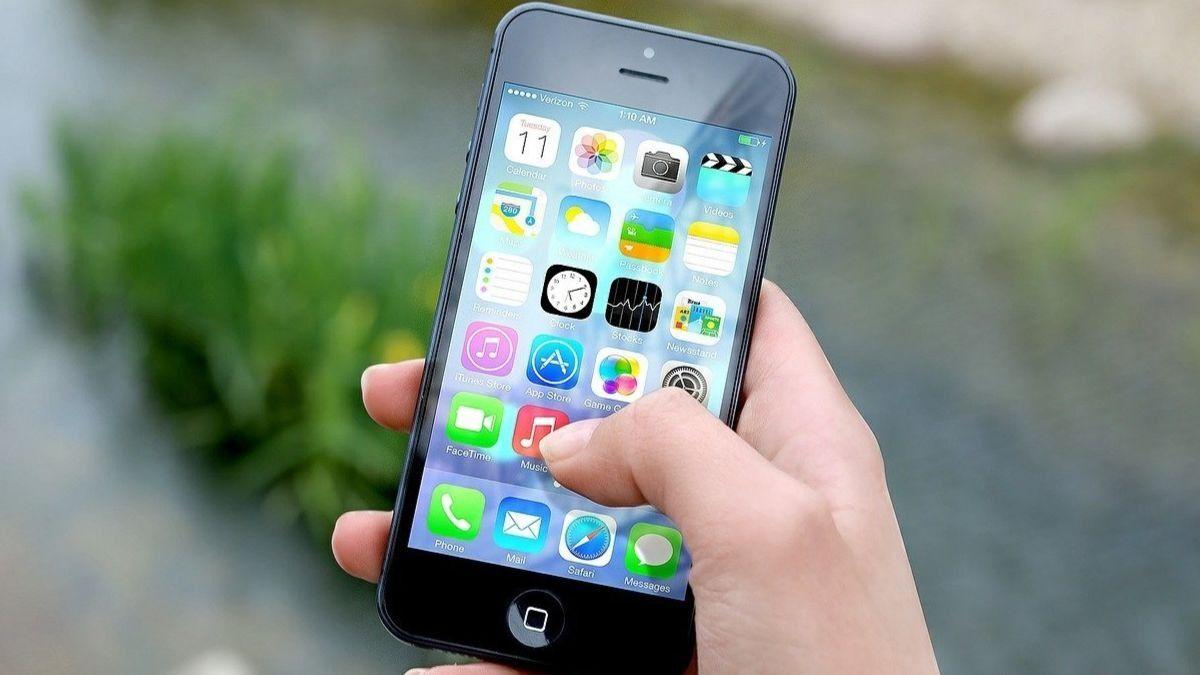 Este es el aspecto que podría tener el nuevo iPhone plegable