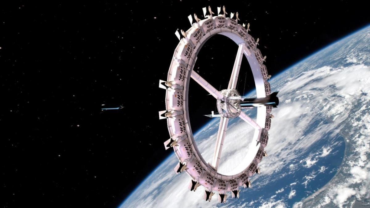 Hotel espacial 2027