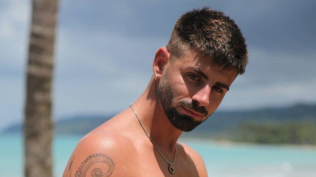 Isaac 'Lobo en Supervivientes 2021