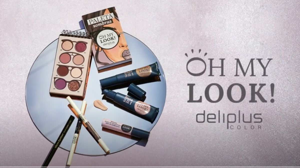 Oh My Look, la nueva colección de maquillaje de Mercadona para rostro y ojos