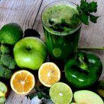 Receta de zumo para limpiar el colon de forma 100% natural