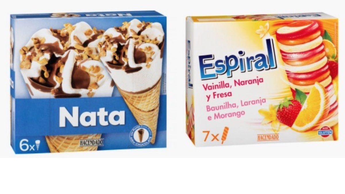Los helados más baratos de Mercadona   Verano 2021