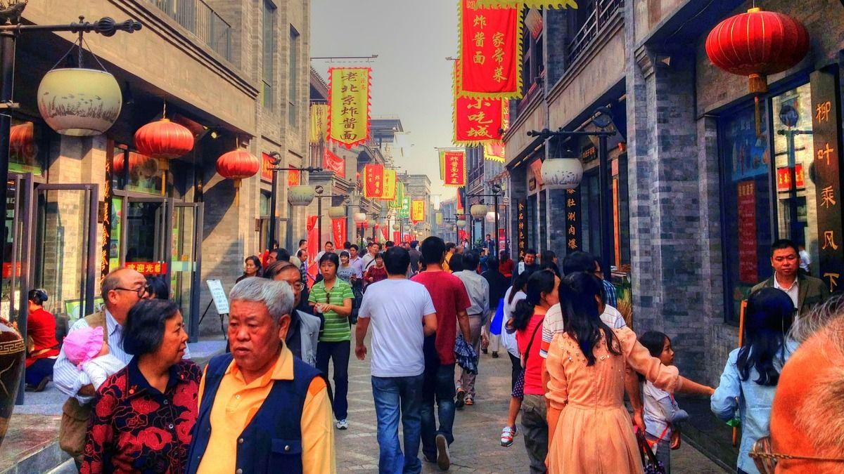 Las 5 ciudades más pobladas de China en 2021